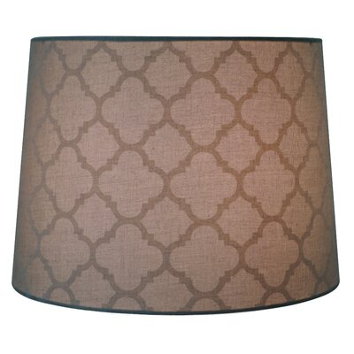15 Linen Drum Lamp shade