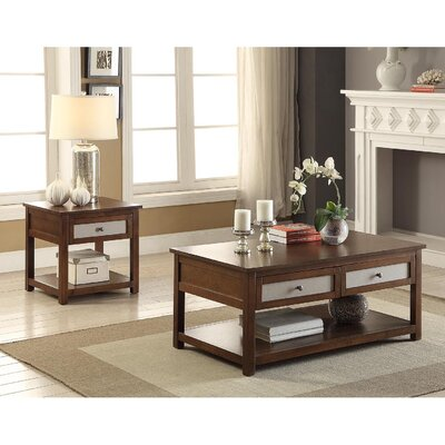 Upmann Coffee Table Set