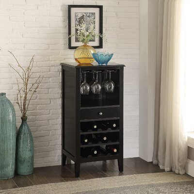 Cabernet 12 Bottle Floor Wine Cabinet