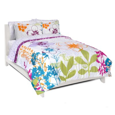 Reversible Bed-In-A-Bag Set Size: Full