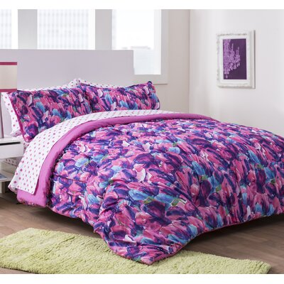 7 Piece Bed-In-A-Bag Set Size: Twin XL