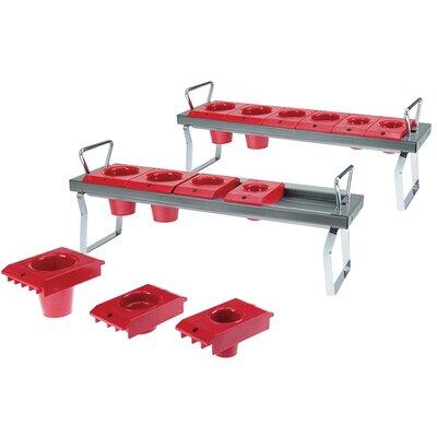 CNC Bench Top Tote Rack 1010256