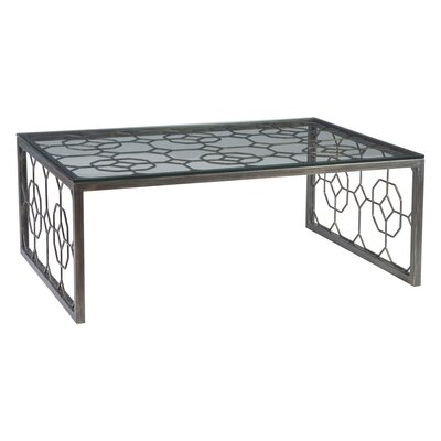 Honeycomb Coffee Table Table Base Color: St. Laurent