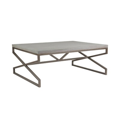 Edict Coffee Table Table Top Color: Bianco