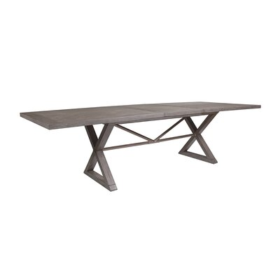 Ringo Extendable Dining Table Color: Bianco