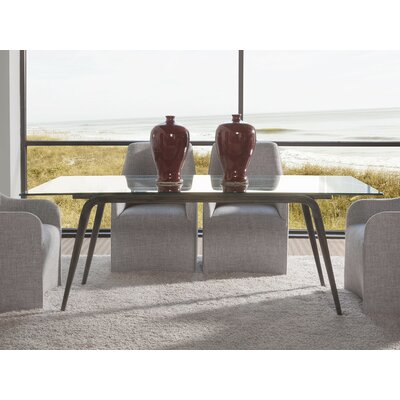 Mitchum Dining Table Base Color: St. Laurent