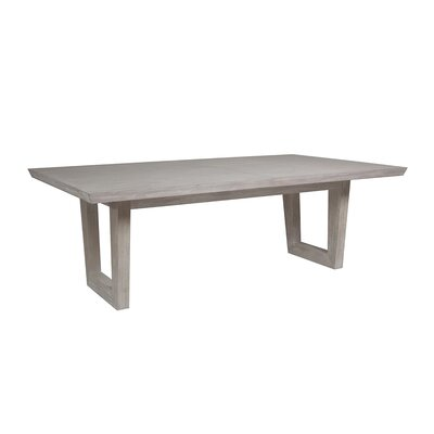 Brio Extendable Dining Table Color: Bianco