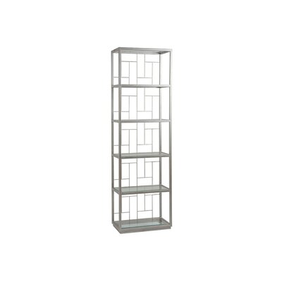 Optimal Geo Slim Etagere Bookcase Product Photo