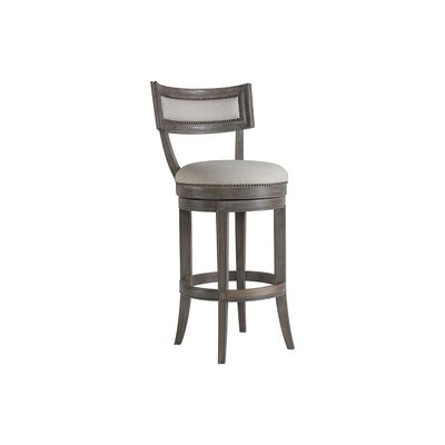 Apertif 30 Swivel Bar Stool Color: Grigio