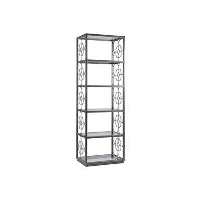 Slim Etagere Bookcase Honeycomb Product Picture 237