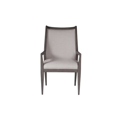 Haiku Upholstered Dining Chair Color: Grigio