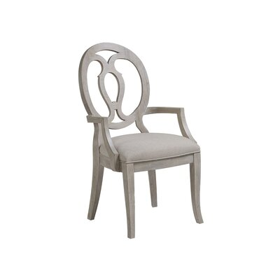 Axiom Dining Chair Color: Bianco