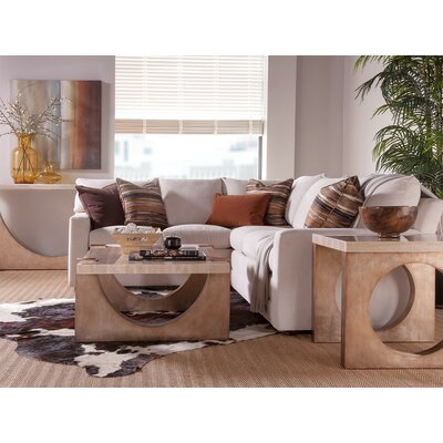 Impresario 3 Piece Coffee Table Set