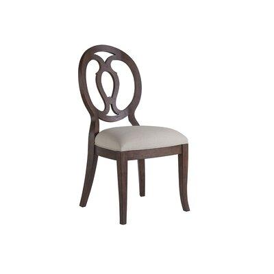 Axiom Dining Chair Color: Marrone