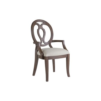 Axiom Dining Chair Color: Marrone