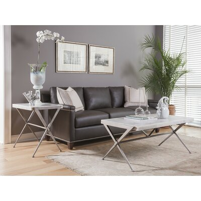 Greta 2 Piece Coffee Table Set