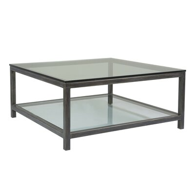 Per Se Coffee Table Table Base Color: Renaissance