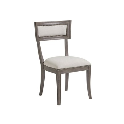 Apertif Upholstered Dining Chair Color: Grigio