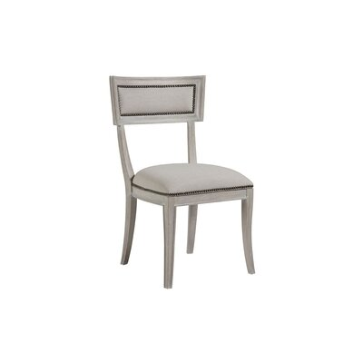 Apertif Upholstered Dining Chair Color: Bianco