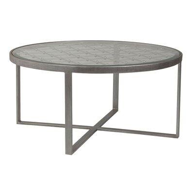 Royere Coffee Table Table Base Color: Argento