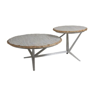 Cosmos Tiered Coffee Table