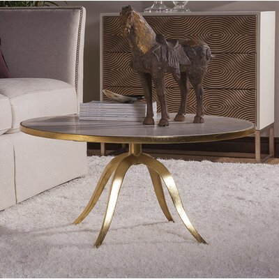 Crystal Stone Coffee Table