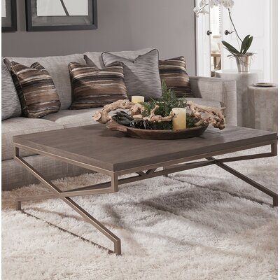 Edict Coffee Table Table Top Color: Grigio