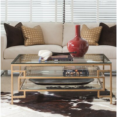 Suspension Coffee Table Table Base Color: Renaissance