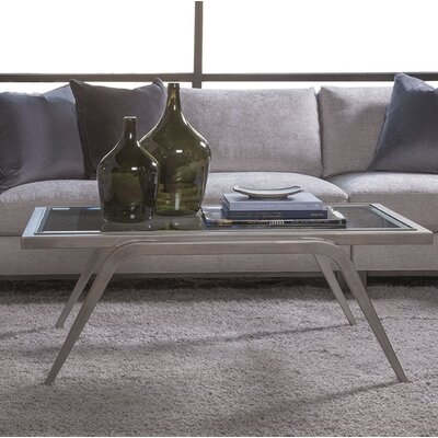 Mitchum Coffee Table Table Base Color: Argento