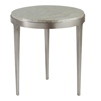Gravitas Round Spot End Table