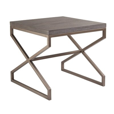 Edict End Table Table Top Color: Grigio