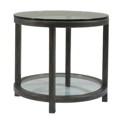 Per Se Round End Table Table Base Color: St. Laurent