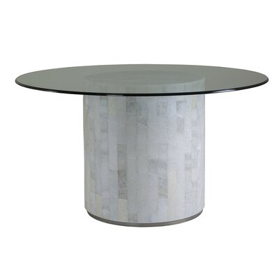 Greta Dining Table with Glass Top