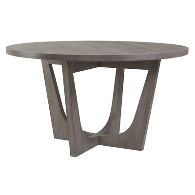 Brio Dining Table Color: Grigio