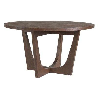 Brio Dining Table Color: Marrone