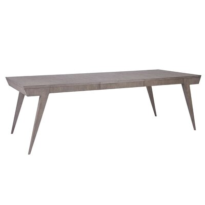 Haiku Extendable Dining Table Color: Grigio