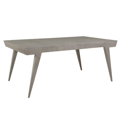 Haiku Extendable Dining Table Color: Bianco