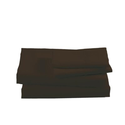 Sheet Set Size: King, Color: Chestnut