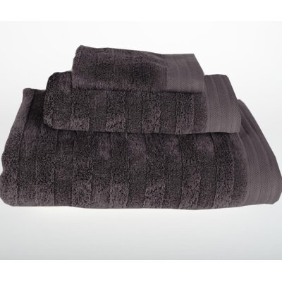 Darwin 3 Piece Bath Towel Set Color: Ivory