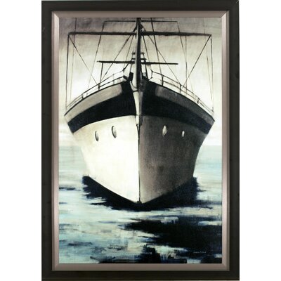 Pride Of The Ocean Framed Painting Print