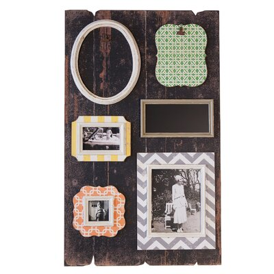 6 Piece Throwback Collage Picture Frame Set
