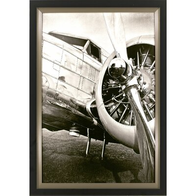 Take Flight Navigation Framed Photographic Print