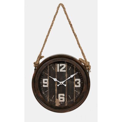Desmond 11 Wall Clock