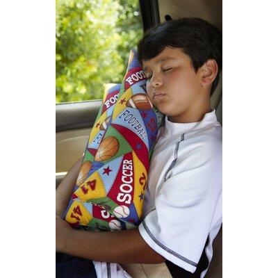 All Sport Travel Bolster Pillow