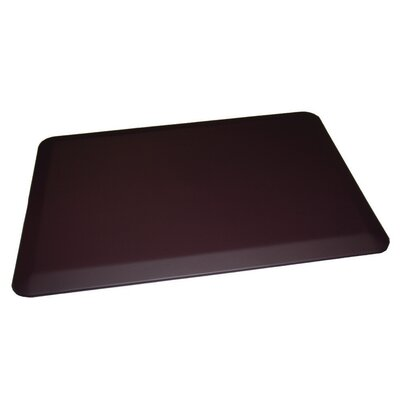 Anti-Fatigue Comfort Kitchen Mat Mat Size: 2 x 3, Color: Deep Purple