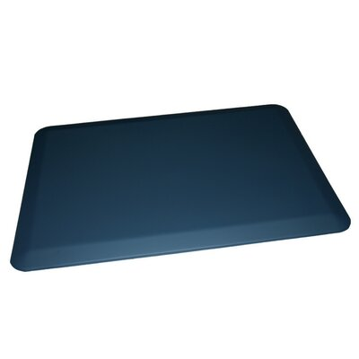 Anti-Fatigue Comfort Kitchen Mat Mat Size: 2 x 3, Color: Royal Blue