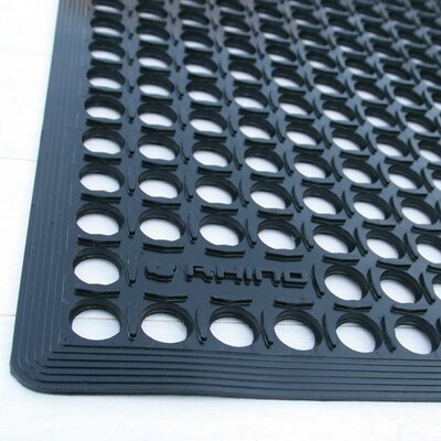 Utility Mat Rug Size: 3 x 5