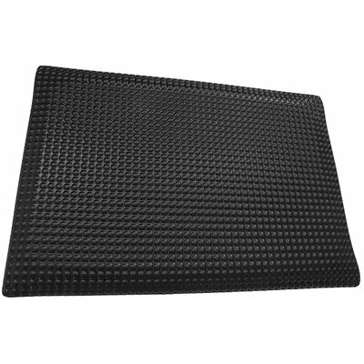 Relfex Anti-Fatigue Comfort Kitchen Mat Rug Size: 2 x 8, Color: Glossy Black