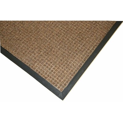 Kettner Doormat Mat Size: Rectangle 4 x 6, Color: Brown