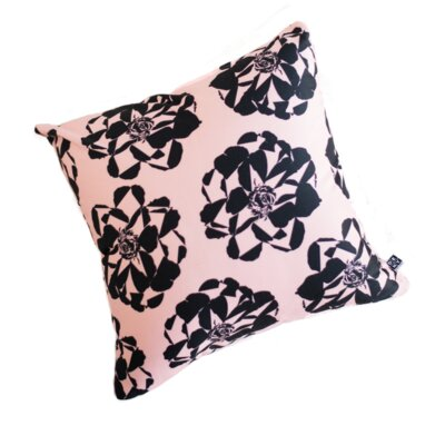 Weekend Blooms Throw Pillow